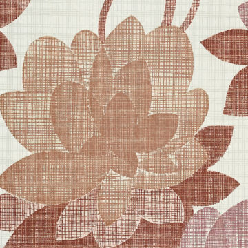Floral Wallpaper Shades of Purple 6