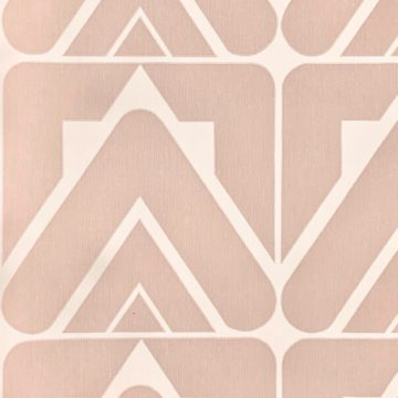 Vintage pink retro wallpaper 1