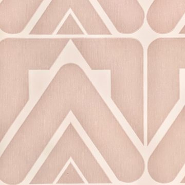 Vintage pink retro wallpaper 2