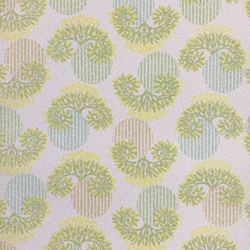 Vintage geometric wallpaper 1
