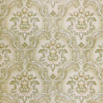 Green damask wallpaper 1 1
