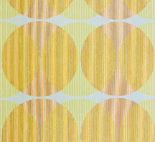 Orange and Yellow Geometric Wallpaper1