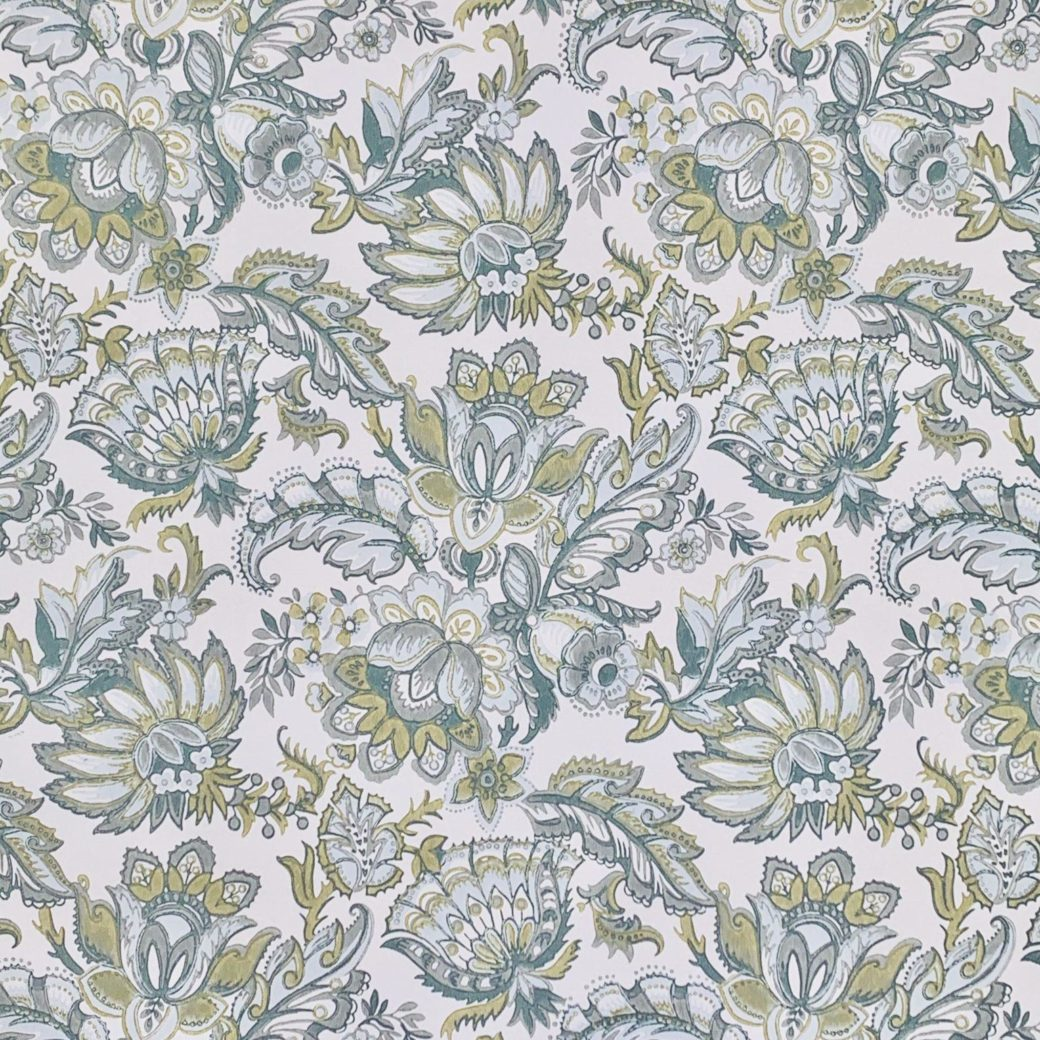 Paisley vintage wallpaper 2