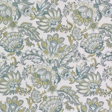 Paisley vintage wallpaper