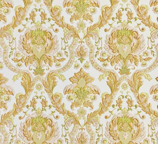 Vintage damask vinyl wallpaper 3 2