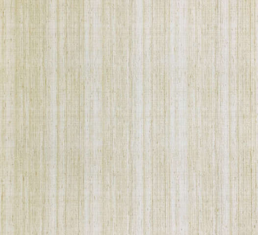 Green Wood Imitation Striped Wallpaper