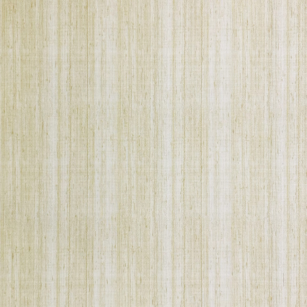 Green Wood Imitation Striped Wallpaper 2