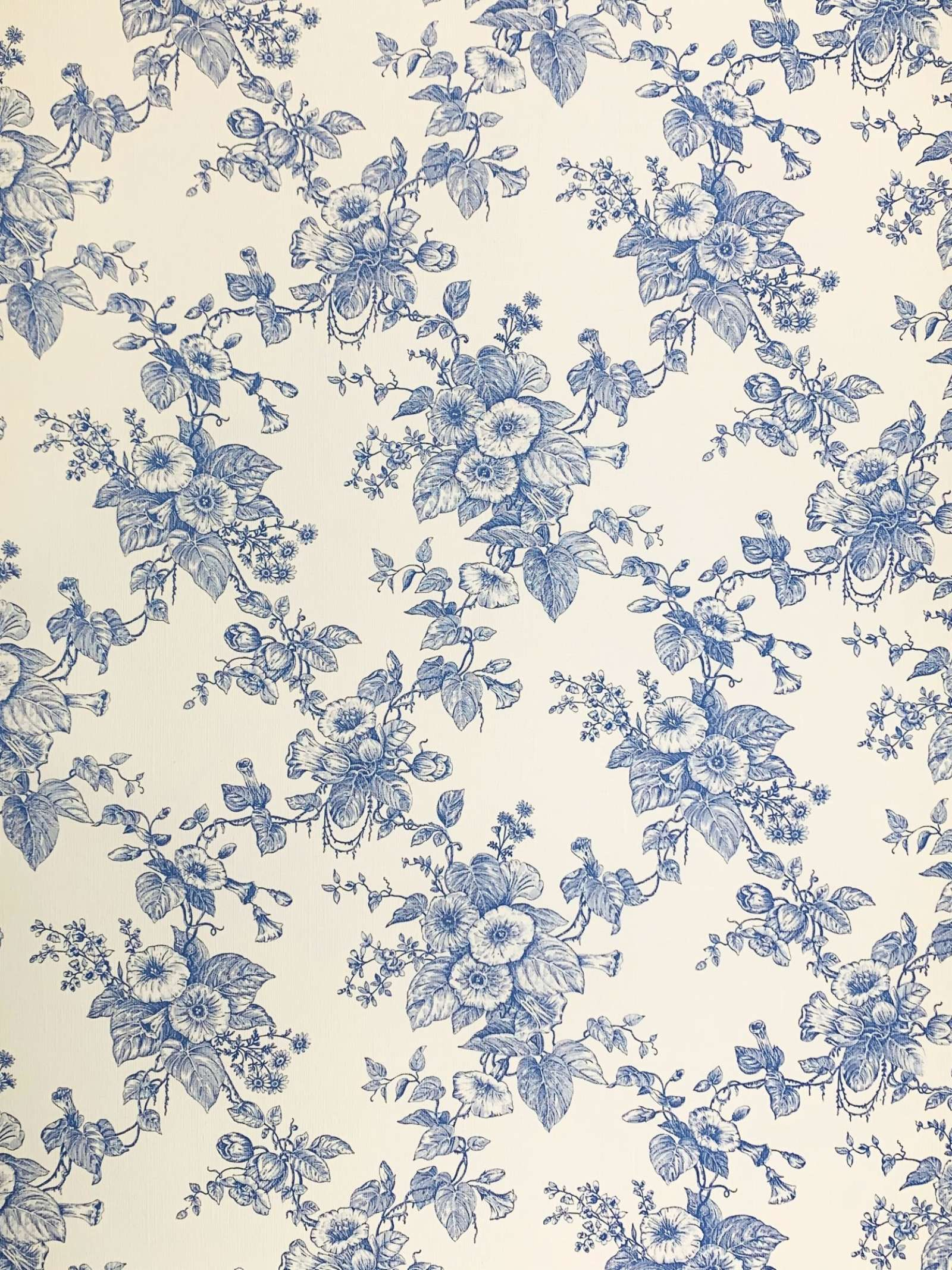 Vintage Wallpapers Online Shop 1950s Botanical Vintage Wallpaper