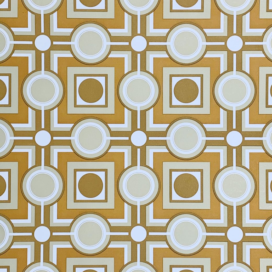 Retro Geometric Wallpaper 3