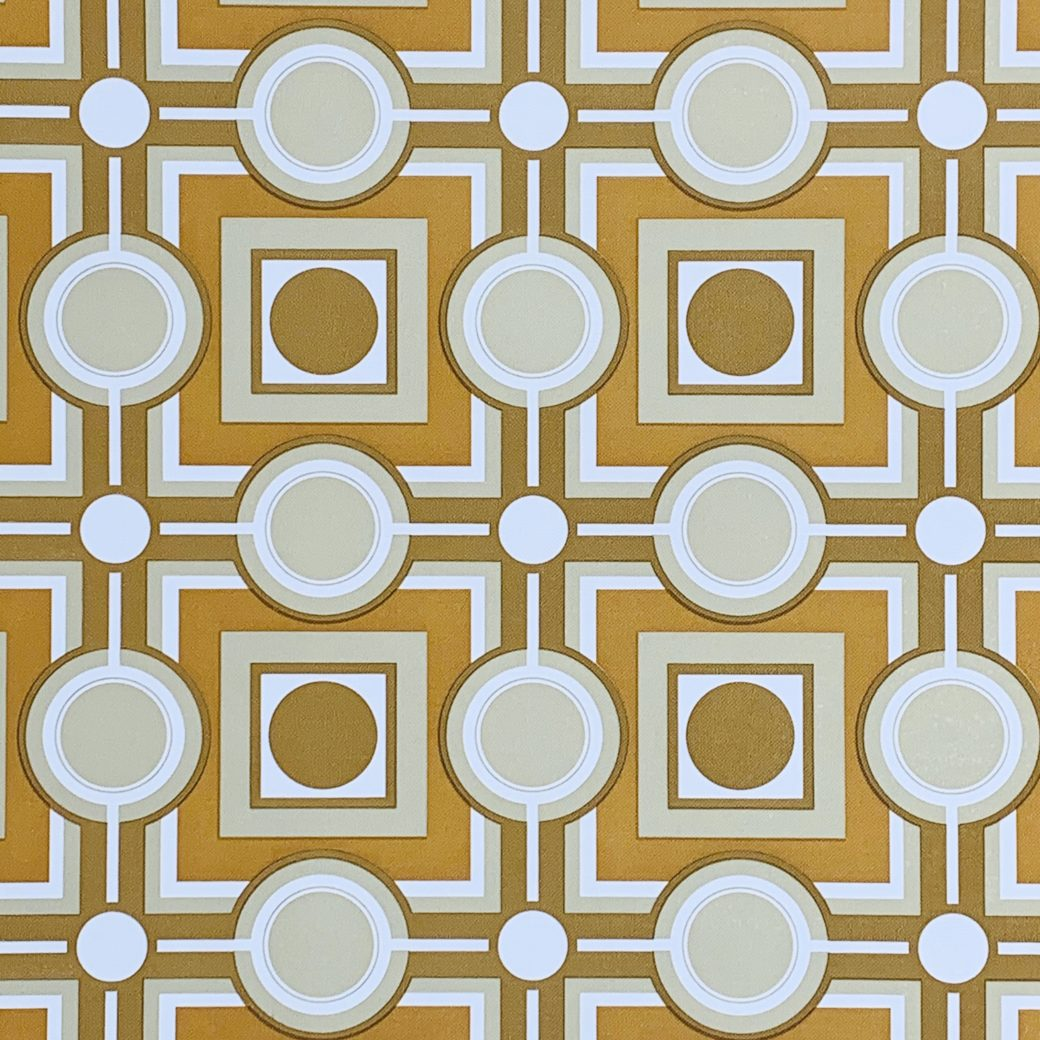 Retro Geometric Wallpaper 4