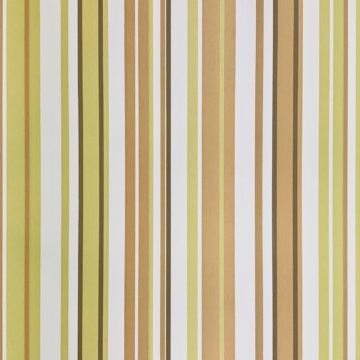 Green and brown striped wallpaper 1
