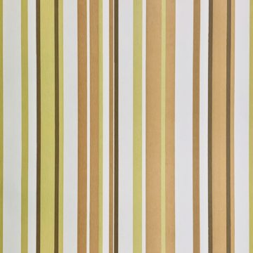 Green and brown striped wallpaper 2