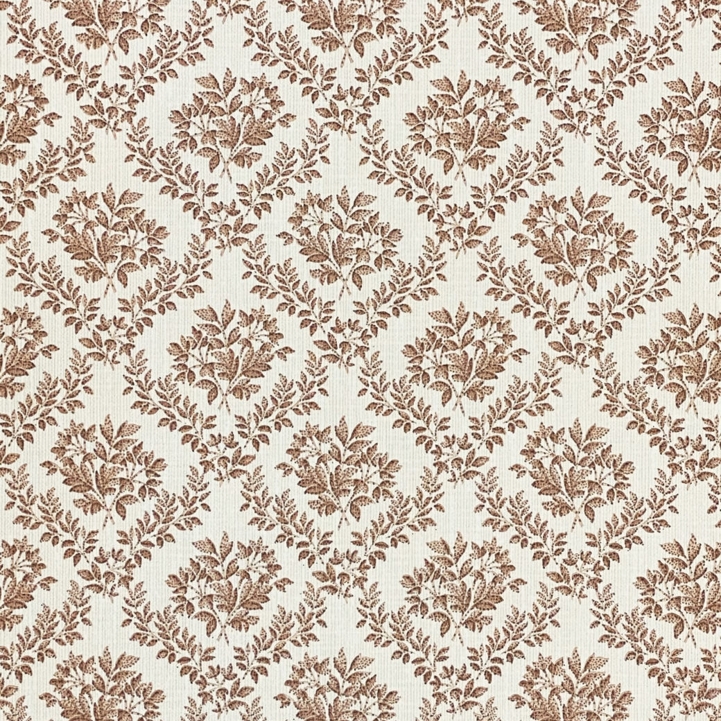 Small Pattern Floral Wallpaper 5