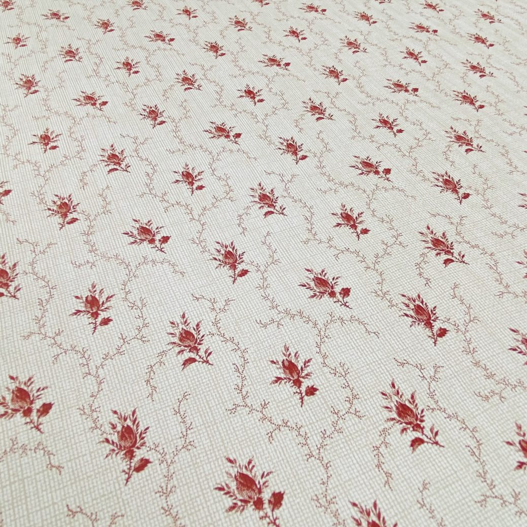 Small Pattern Floral Wallpaper 9