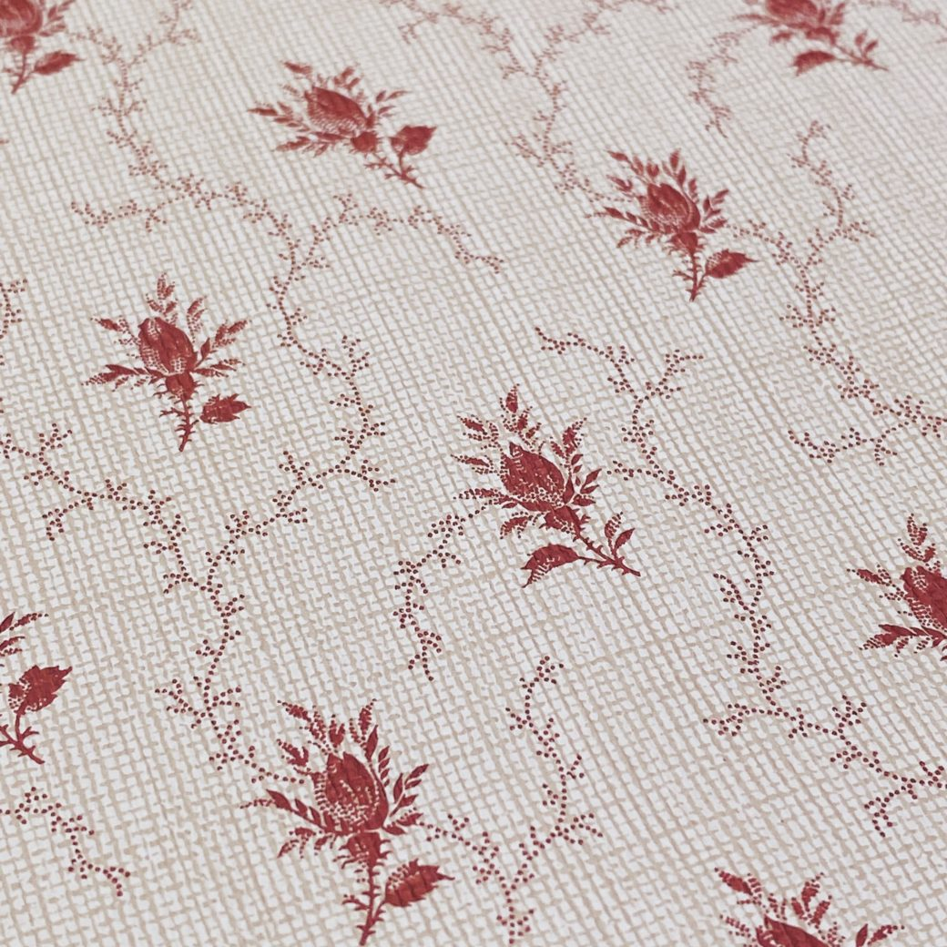 Small Pattern Floral Wallpaper 10