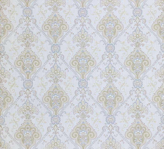 Soft Colored Baroque Wallpaper
