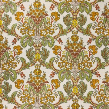 Vintage 1950s damask wallpaper 2