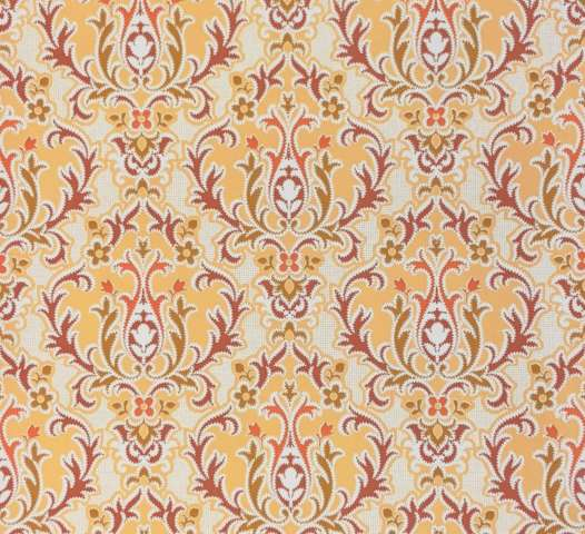 Vintage abstract damask wallpaper 3