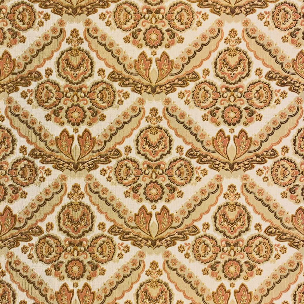 Vintage baroque wallpaper
