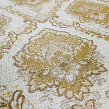 Vintage Baroque Wallpaper 4