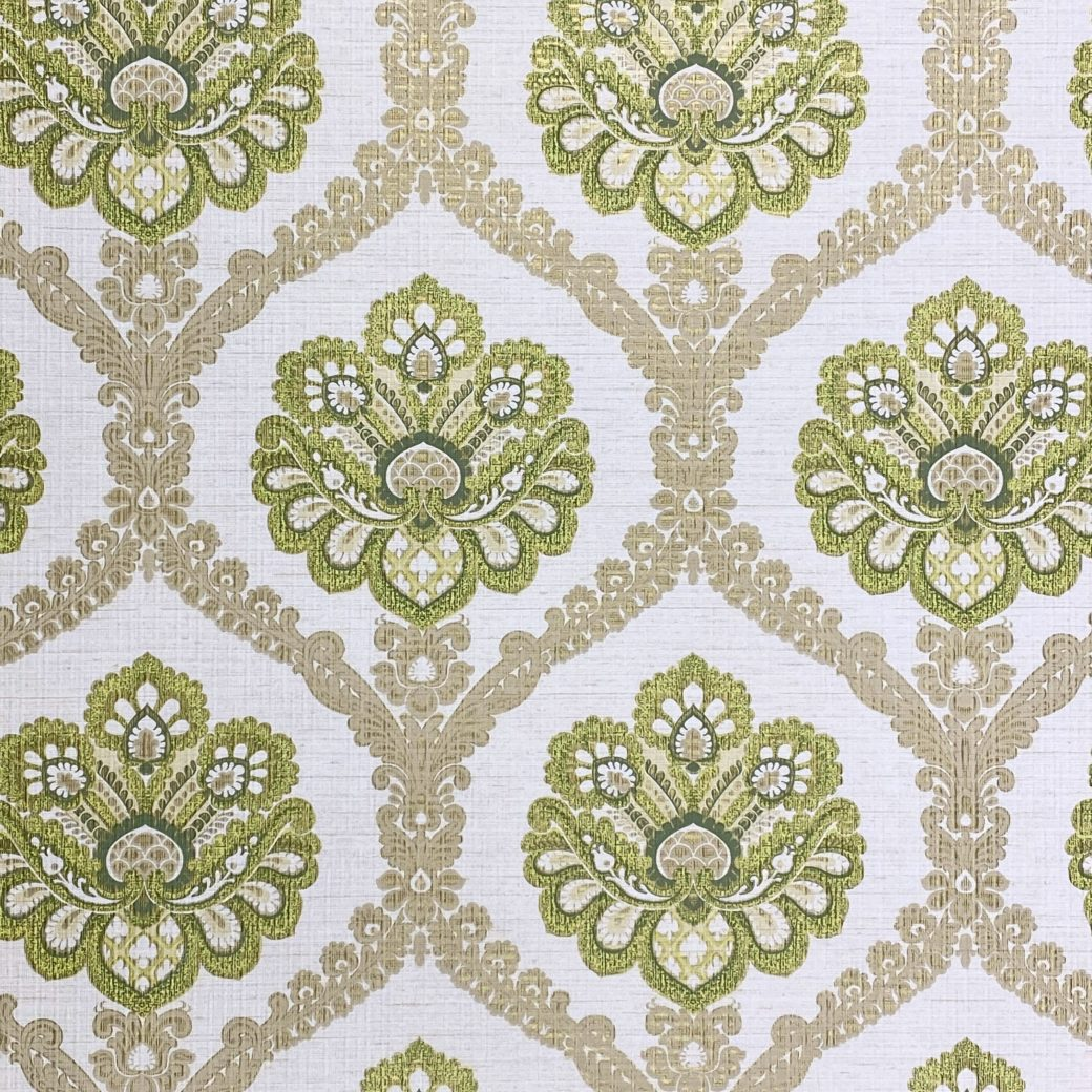 Vintage Baroque Wallpaper 1
