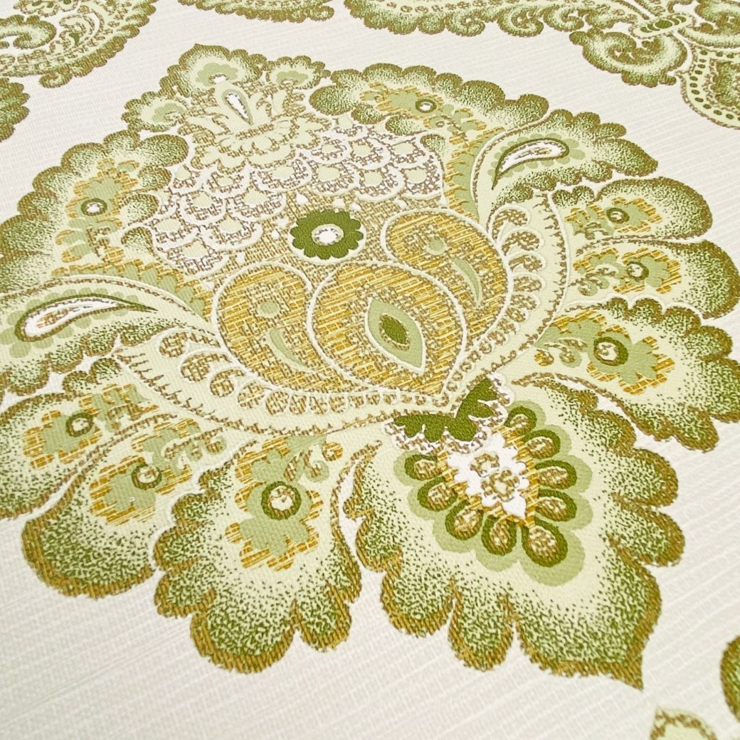 Vintage Baroque Wallpaper 5
