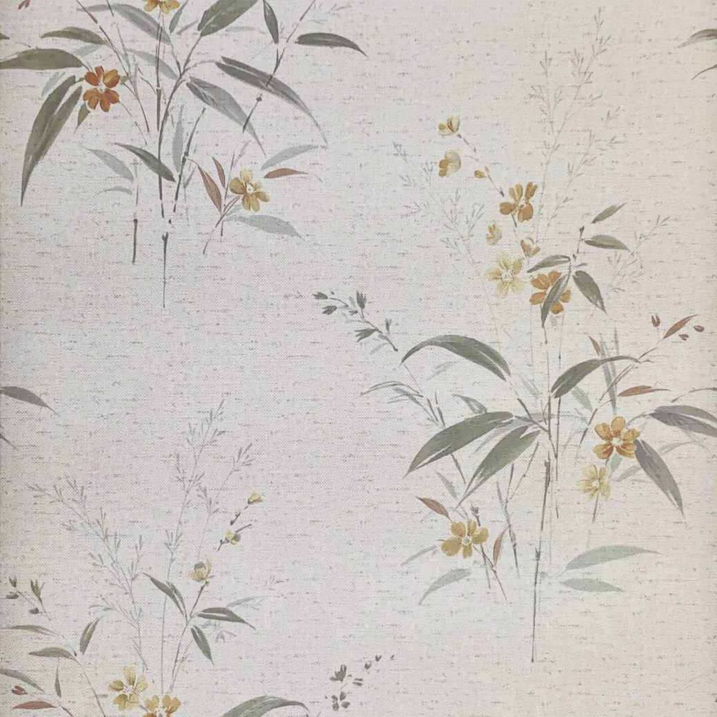 Vintage botanical wallpaper 1