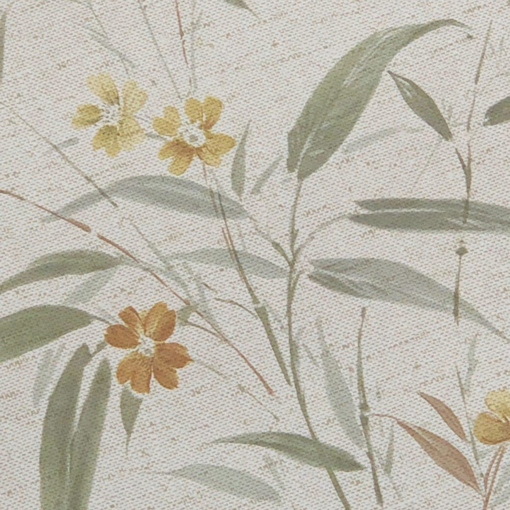 Vintage botanical wallpaper