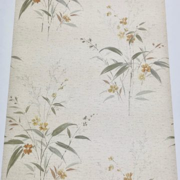 Vintage botanical wallpaper 3