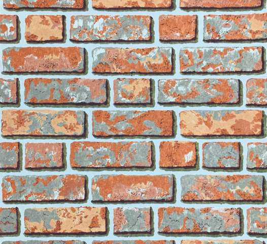Vintage Brick Wallpaper