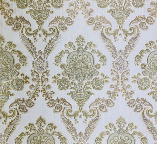 Vintage gold baroque wallpaper 5