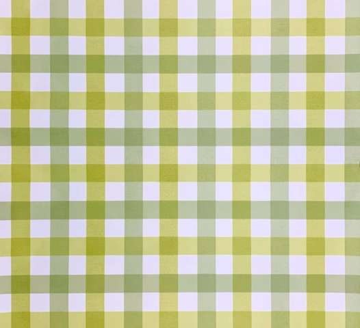 Green checked wallpaper