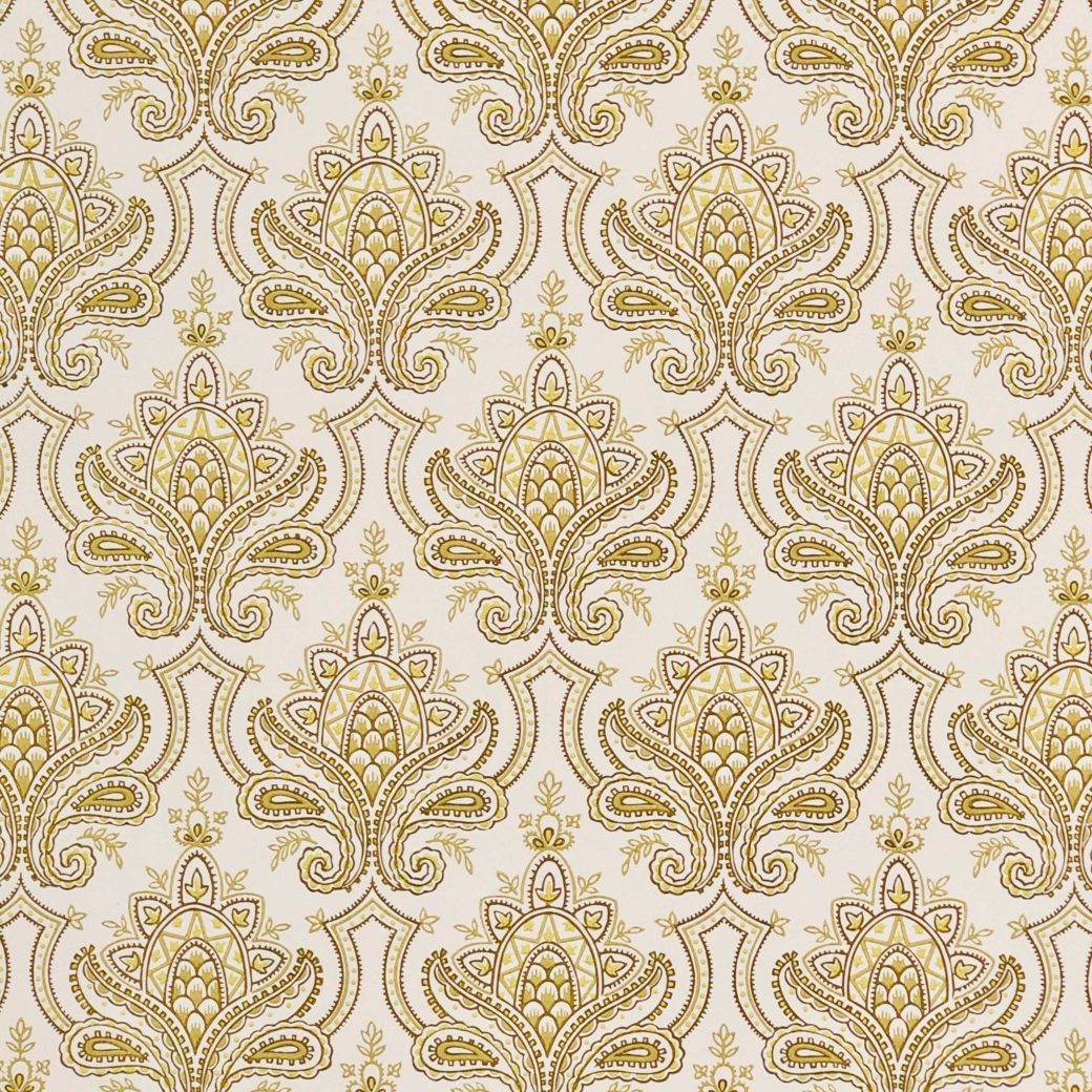 Vintage damask wallpaper 2 1