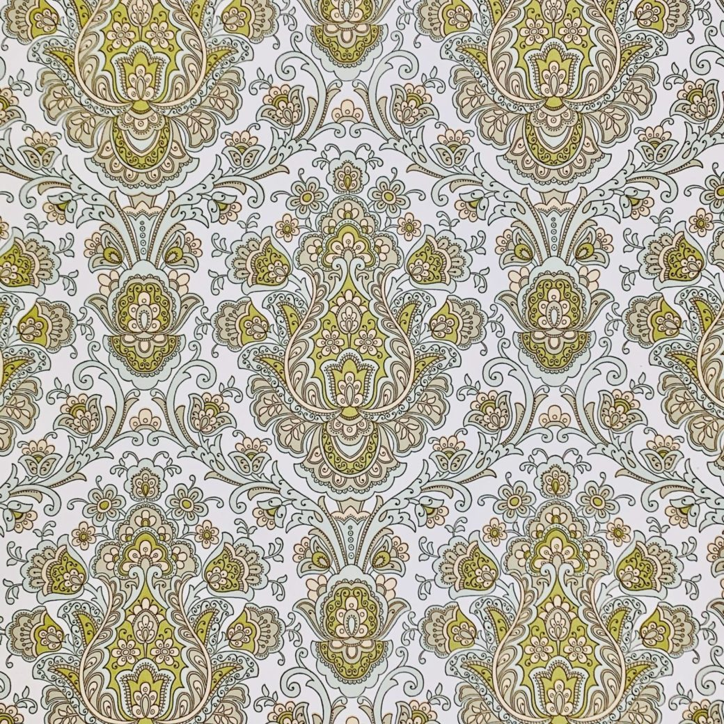 Vintage elegant baroque wallpaper 1