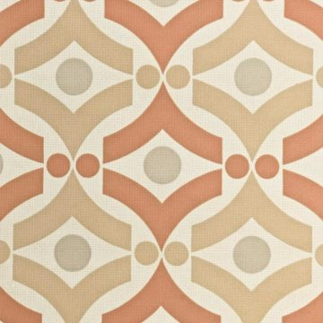 Vintage geometric retro wallpaper 1 2