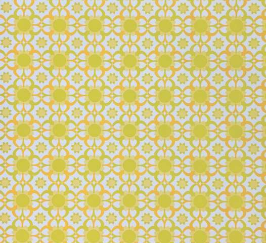 Vintage geometric small pattern wallpaper