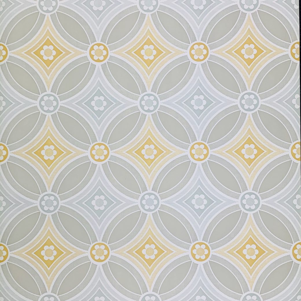 Vintage Geometric Wallpaper 5