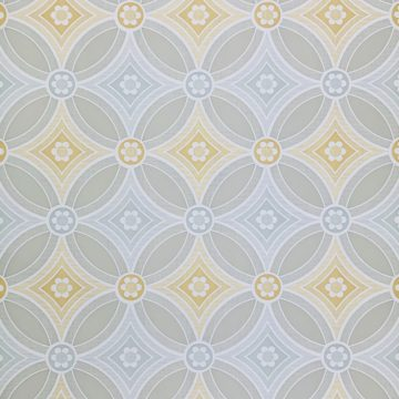 Vintage Geometric Wallpaper