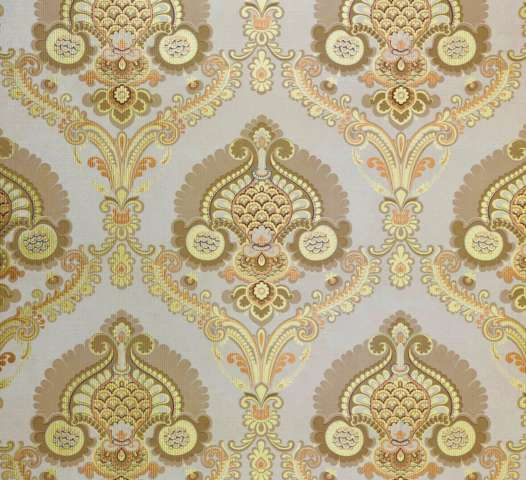 Vintage gold baroque wallpaper 1