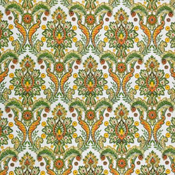 Colorful baroque wallpaper 3