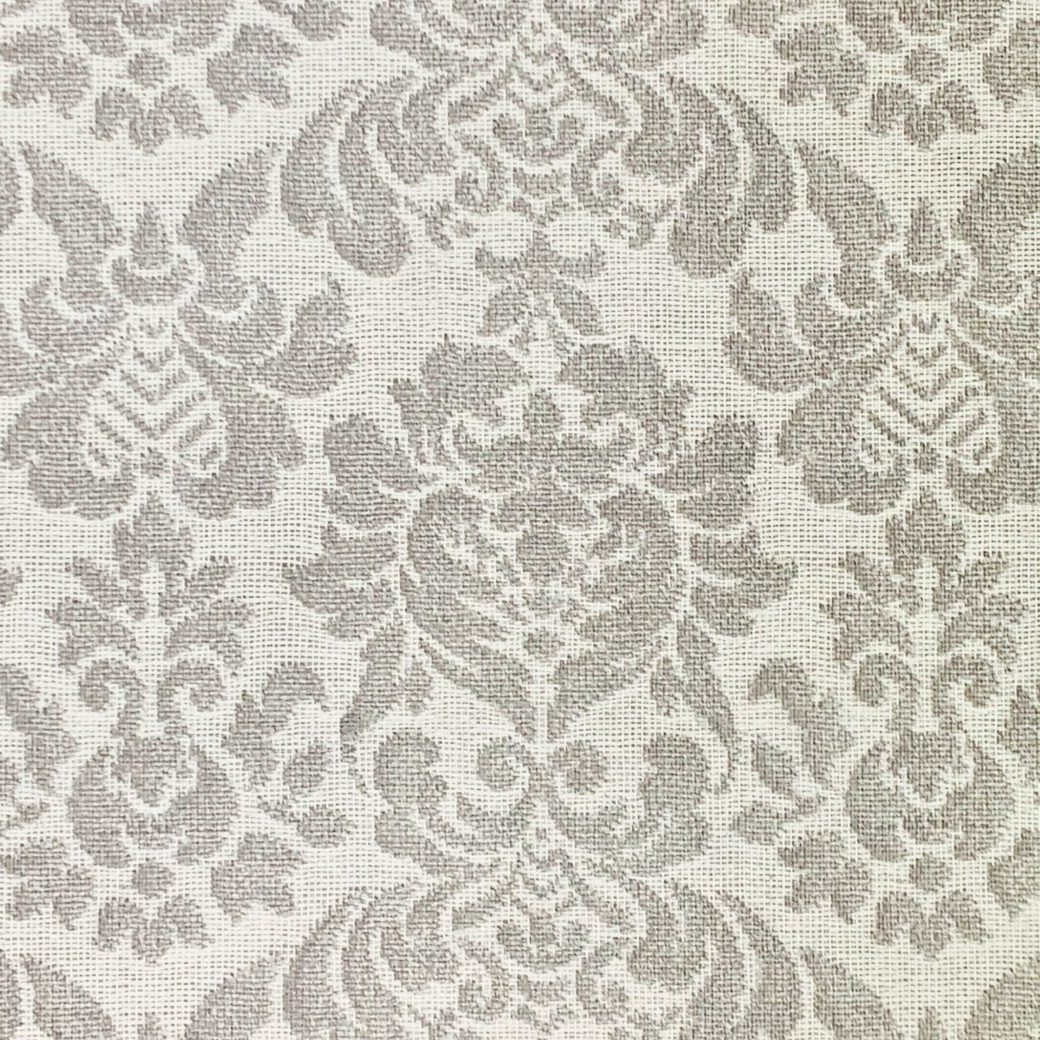 Vintage grey damask wallpaper 2