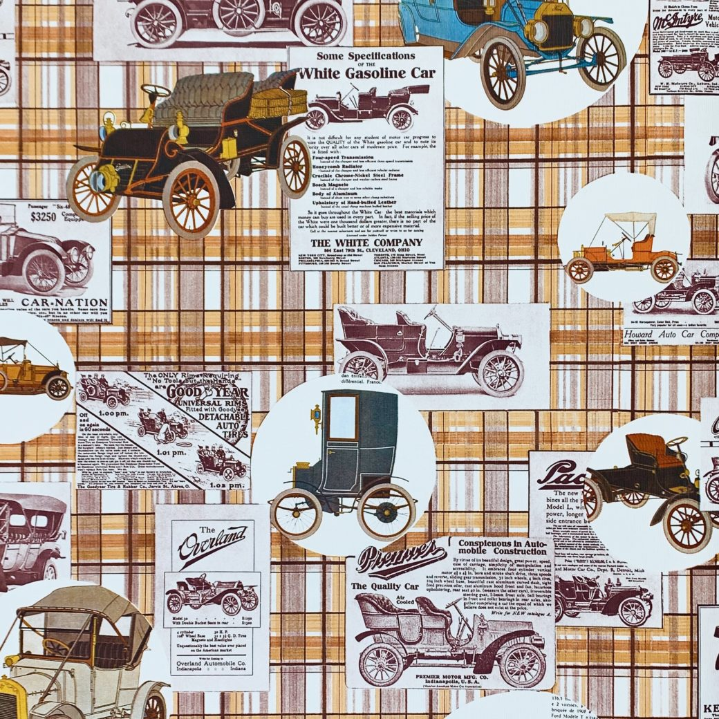 Vintage Oldtimer Theme Wallpaper 2