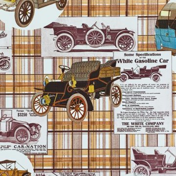 Vintage Oldtimer Theme Wallpaper 3