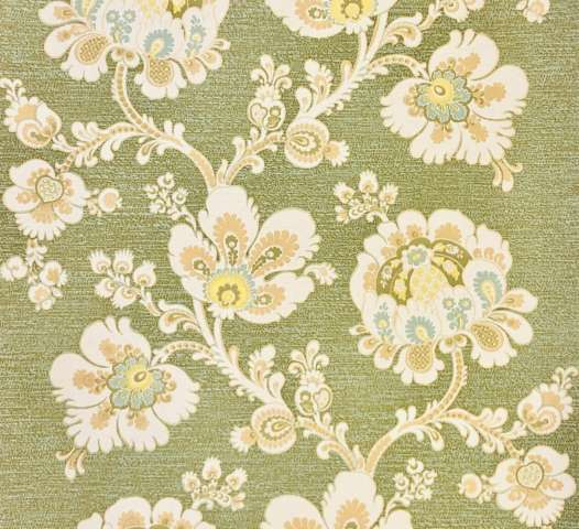 Vintage paisley wallpaper 3