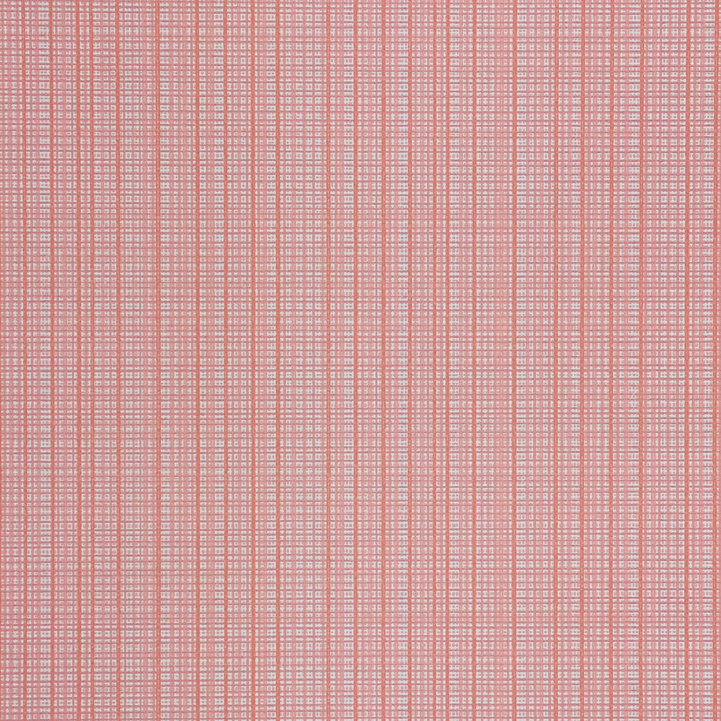 Vintage Pink Checkered Wallpaper 6