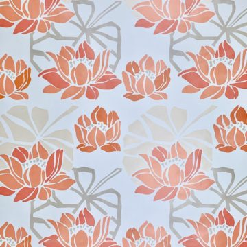1980s floral wallpaper 1 1