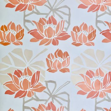 1980s floral wallpaper 2 1