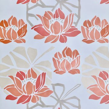 1980s floral wallpaper 6