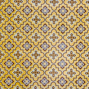 Vintage Retro Linoleum Wallpaper 1