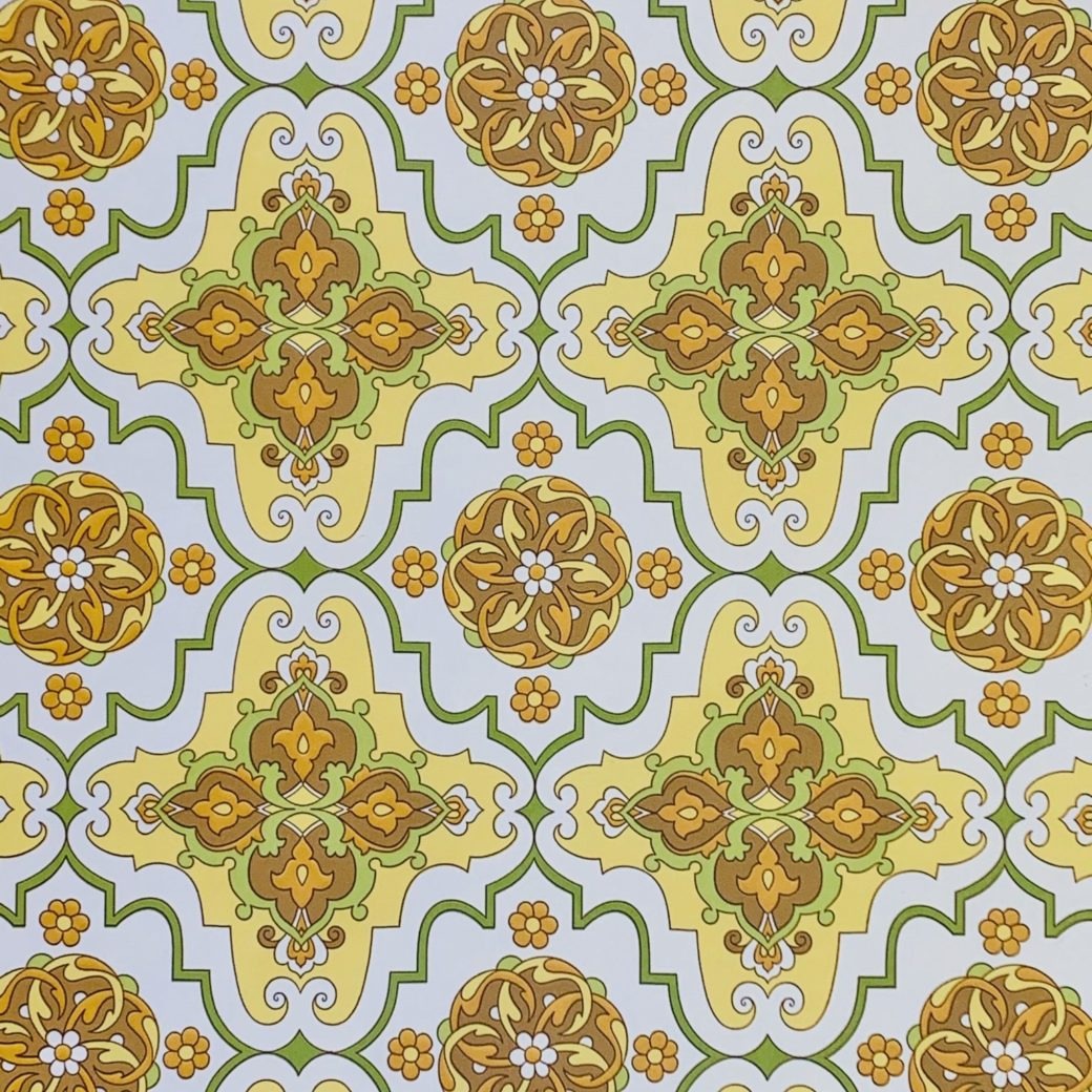 Vintage retro wallpaper 1